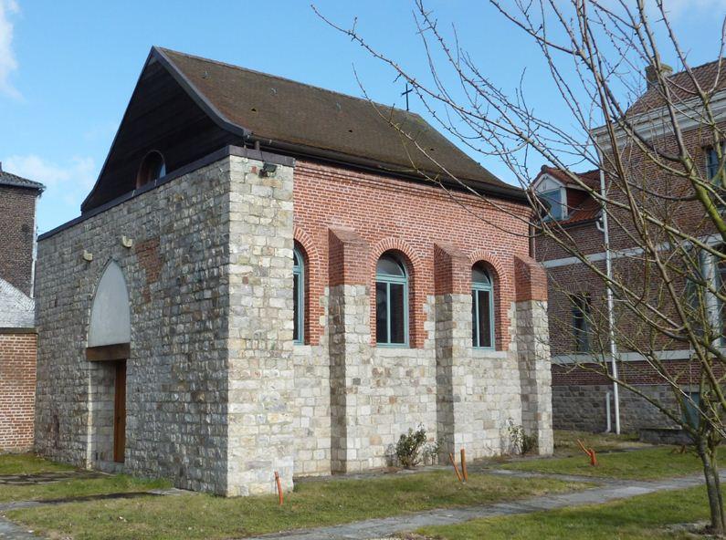 chapelle prieure