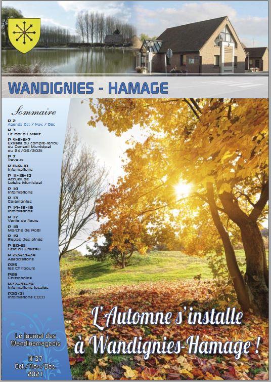 Le journal des Wandinamageois